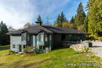 3037 Grauman Road, Roberts Creek, BC - Home for sale - The New York Times
