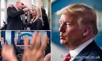 Now White House reporter shows symptoms of coronavirus
