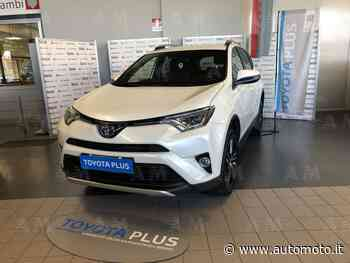 Vendo Toyota RAV4 Hybrid 4WD Lounge usata a Curno, Bergamo (codice 7180566) - Automoto.it - Automoto.it