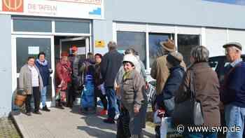 Bedürftige in Crailsheim: Der Tafelladen braucht dringend Ware - SWP