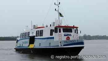 Covid19 Por coronavírus, travessias adotam restrições em Ilha Comprida e Cananeia 22/03/2020 às 19h - Adilson Cabral