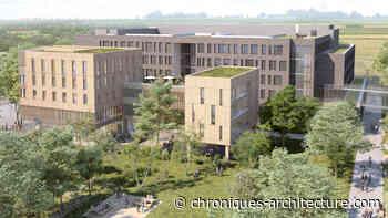 Terres rares pour Emmanuelle Colboc à Paris-Saclay ? - Chroniques d'architecture