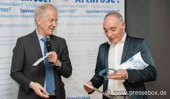 Ein MBST-Award 2020 geht nach Montabaur, MedTec Medizintechnik GmbH, Pressemitteilung - PresseBox.de