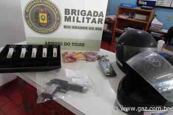 Assaltante morre e outro é baleado após assalto em Arroio do Tigre - GAZ
