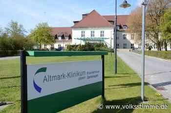 Covid-Station im Krankenhaus Gardelegen | Volksstimme.de - Volksstimme