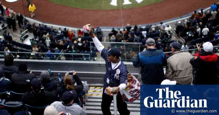 'Everything went to hell': stadium workers on the US sports shutdown