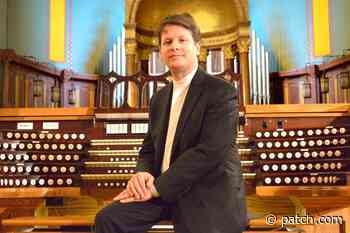 Postponed: Grammy Award-winning organist Paul Jacobs to Perform - Patch.com