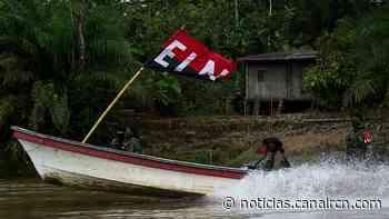 ELN secuestra a un lanchero en el Bajo Baudó, Chocó - Canal RCN