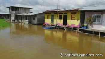 Emergencia en tres municipios en Chocó por desbordamiento del río Atrato - Canal RCN