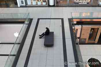 During the coronavirus crisis, can my teen hang out with friends at a mostly empty mall?