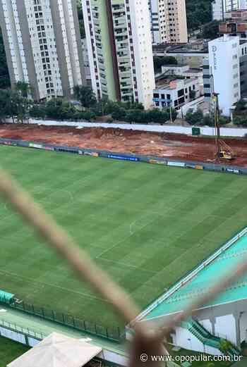 Goiás paralisa obra de ampliação da Serrinha - Ludovica