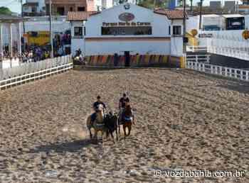 MP-BA quer proibir vaquejadas e cavalgadas em Serrinha, Barrocas e Biritinga - Voz da Bahia