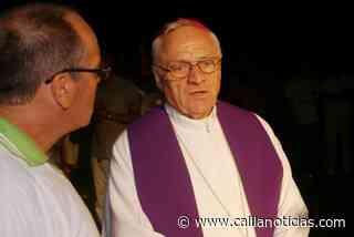 Italiano, bispo de Serrinha Dom Ottorino Assolari disse que Covid-19 já matou muitos conhecidos dele - Calila Notícias