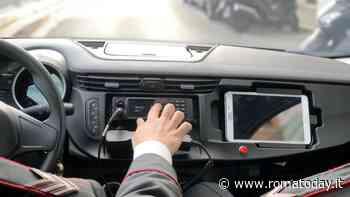 Borghesiana, al volante di una Bmw rubata: preso dopo inseguimento nel quartiere