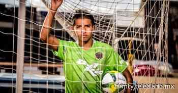 Omar Panuco, la joven promesa que llega a Tigres - Telediario Monterrey