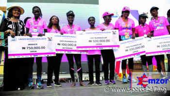 Elizabeth Nuhu, others emerge winners of Makurdi marathon - Latest Sports and Football News in Nigeria - Sports247