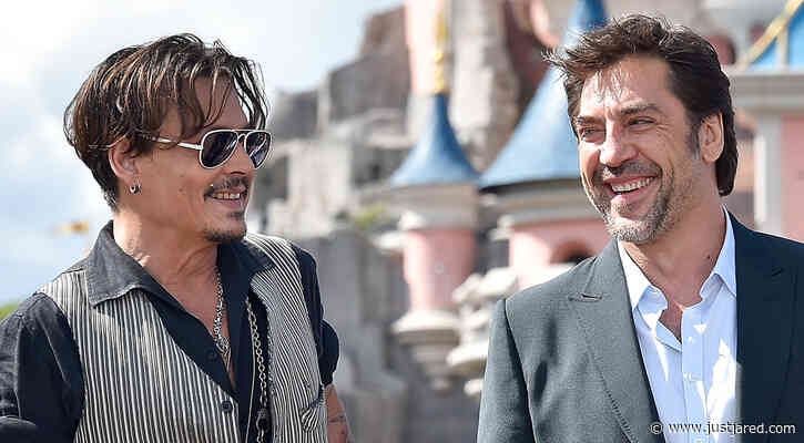 Javier Bardem Defends Johnny Depp Against Amber Heard's Allegations: He's Trapped in Lies of 'Toxic Beings'