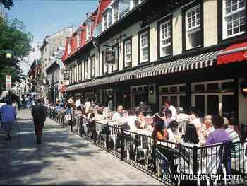 Quebec closes shopping malls, restaurants, extends school closure till May - Windsor Star