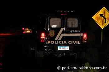 Homem morre após receber tiro na nuca em Mimoso do Sul - Portal Maratimba