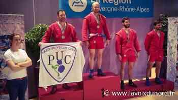 Bondues : Corentin Farinaux enchaîne trois titres de champion de France de sambo - La Voix du Nord