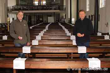 Rührend Idee der Christkönigkirche in Elsenfeld - Main-Echo