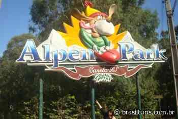 Alpen Park compra ventilador pulmonar para Hospital de Canela (RS) - Brasilturis Jornal