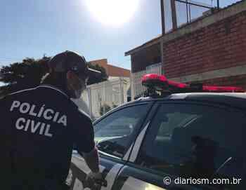 Trio é preso por esfaquear jovem 16 vezes em Santa Maria - Diário de Santa Maria