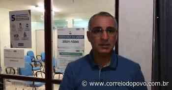 Santa Maria registra segundo caso confirmado de Covid-19 - Jornal Correio do Povo