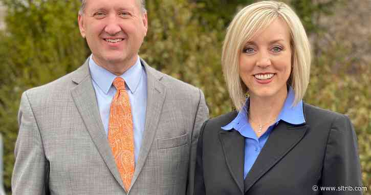 Aimee Winder Newton picks Utah Auditor John Dougall as her running mate in the governor's race