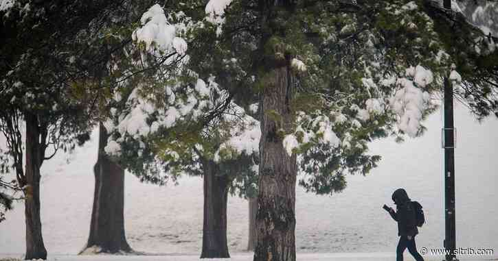 Snow headed back to Utah as spring storm approaches