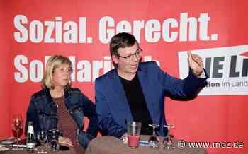 Regionaltag der Linken: Kathrin Dannenberg und Sebastian Walter zu Gast im Havelland - Märkische Onlinezeitung