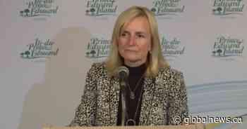 P.E.I. health officials to provide COVID-19 update