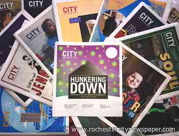 CITY stops the presses, but not reporting