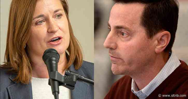 Salt Lake County mayor's race looks to be a showdown over grappling with growth