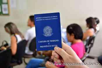 Cajazeiras, Itaporanga e mais cinco cidades paraibanas disponibilizam 129 vagas de emprego - Diário do Sertão