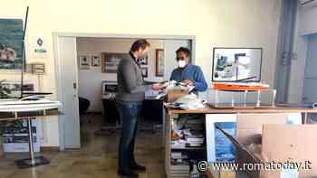 Fiumicino, cantiere navale dona 1000 mascherine alla polizia locale