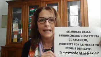 #Iorestoacasa, sindaco Rossano Veneto striglia le donne che escono: «Morirete depilate» - Vicenza Più