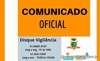 Taquara tem um caso de coronavírus confirmado - Revista News