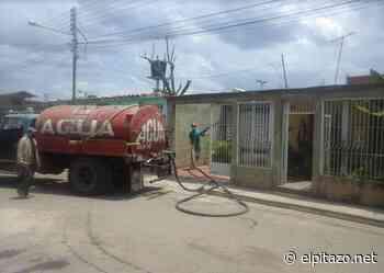 Aragua: habitantes de urbanismo en Palo Negro exigió suministro de agua - El Pitazo