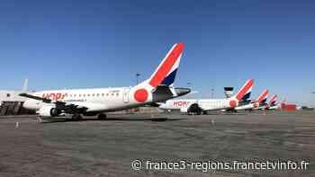 Coronavirus : l'aéroport de Lille-Lesquin fermé, tous les vols commerciaux suspendus - France 3 Régions