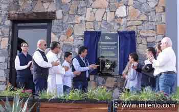 Inauguran el Parque Camino Real a Tula - Milenio