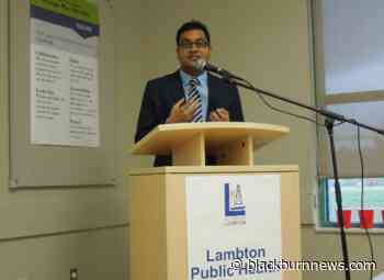 Lambton MOH appeals to public to take pandemic seriously - BlackburnNews.com