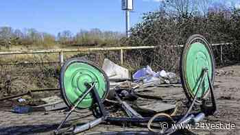 Recklinghausen: Was tut sich auf dem Trabrennbahngelände? | Recklinghausen - 24VEST