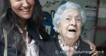 Umbria, nonna Teresa compie cento anni a San Giustino. Festa rimandata - Corriere dell'Umbria