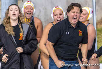 Orange County girls water polo coach of the year: Rosary's Rory Bevins - OCRegister