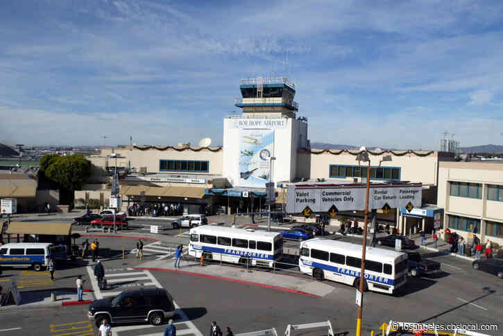 Hollywood Burbank Airport To Shut Down Parking Lot As Traffic Plunges