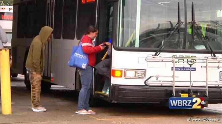 CATS continuing service, limiting buses to 10 passengers at a time