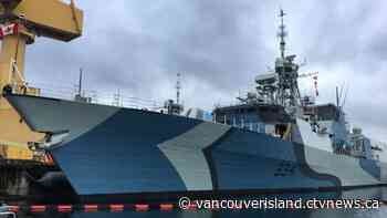 Coronavirus exposure stalls deployment of Royal Canadian Navy task group