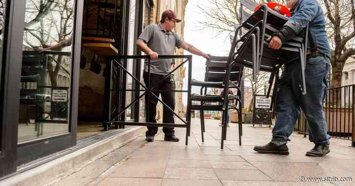 Utah restaurants are upset insurers don't cover coronavirus-related losses, pressure government for help