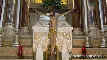 Preghiere al crocifisso come nel 1500 a Cormons - Il Piccolo